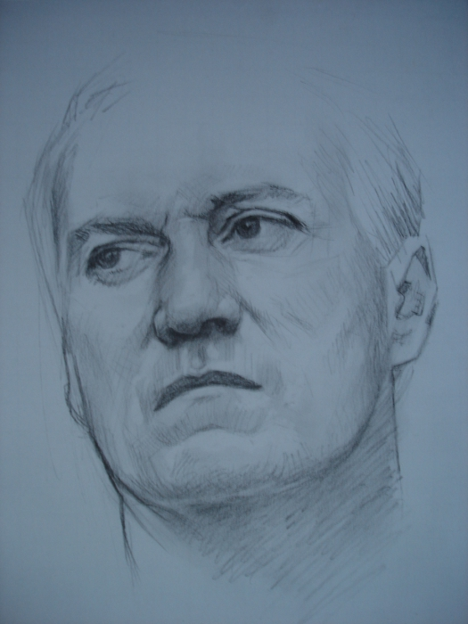 Didier Deschamps by ceceach